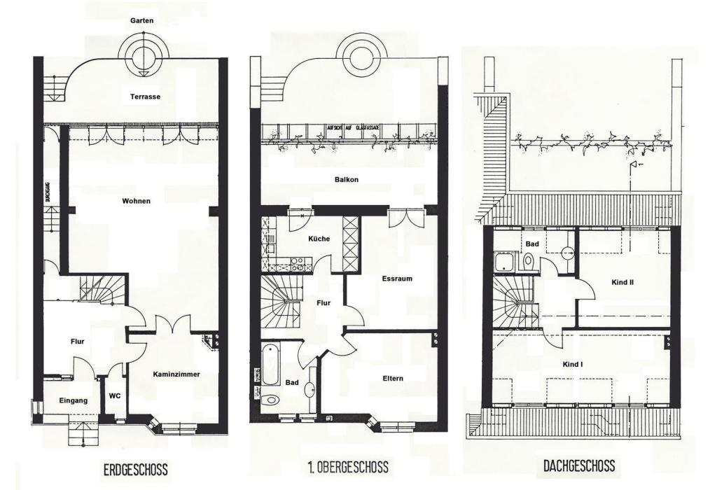 Immobilien luxus villa grundriss  Villa im Auenviertel – EUROCONCEPT IMMOBILIEN